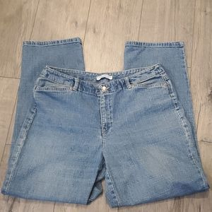 Mom Jeans Size 10 Short